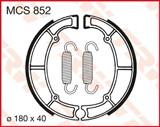TRW LUCAS ТОРМОЗНЫЕ КОЛОДКИ   (180X40MM) (MCS852)