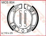 TRW LUCAS ТОРМОЗНЫЕ КОЛОДКИ   (110X25MM) HONDA (MCS804)