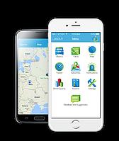 GPS мониторинг транспорта. Мобильное приложение TrackingM