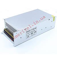 Импульсный блок питания 48В 10А 500Вт, фото 1