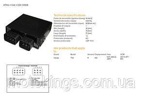 DСE МОДУЛЬ ЗАЖИГАНИЯ  CDI HONDA TRX 450R 04-05 (OEM-304110-HP1-003) (10028-01)