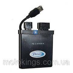 ELECTROSPORT (PROCOM) МОДУЛЬ ЗАЖИГАНИЯ  YAMAHA YFС 450 (04-09) С USB (PECAY450A)