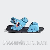 Детские сандалии adidas AltaSwim EG2180 (2020/1), фото 2