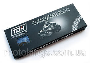 TDH 420MX-140 ЦЕПЬ (140 УЗЛОВ) БЕЗ О-КОЛЬЦЕВ MOTOCROSS ДО 85 см  (TDH420MX140)