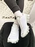 Мужские кроссовки Under Armour Scorpio Running shoes White (Топ качество), фото 5
