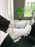 Мужские кроссовки Under Armour Scorpio Running shoes White (Топ качество), фото 7
