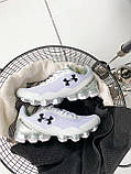 Мужские кроссовки Under Armour Scorpio Running shoes White (Топ качество), фото 9
