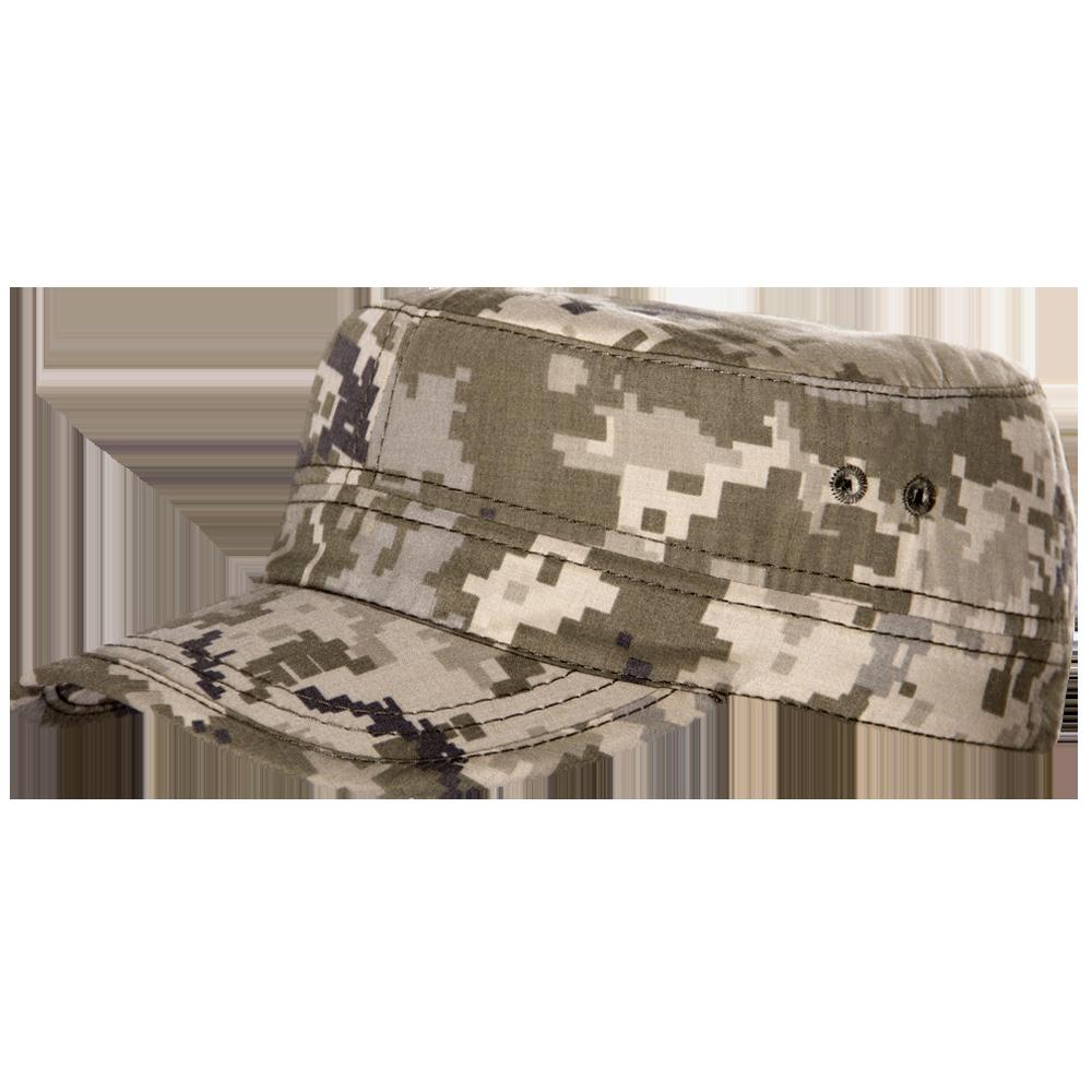 Кепка военная Camo-Tec Staff Poplin - MM14
