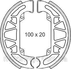 BRENTA ТОРМОЗНЫЕ КОЛОДКИ   SH886 (FT 0266)