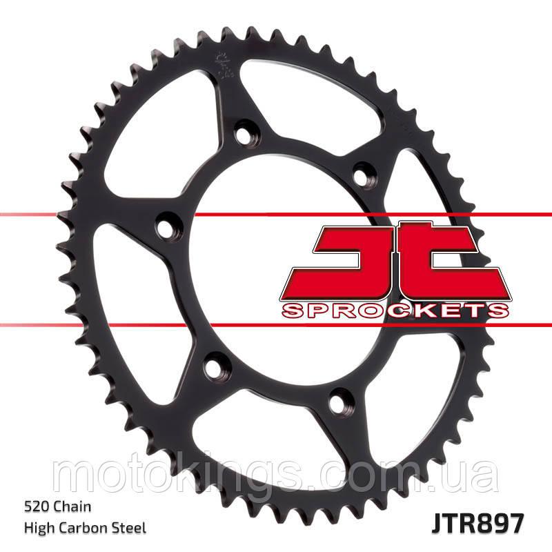 JT ЗАДНЯЯ ЗВЕЗДА  899 49 KTM SX/ (JTR897.49)* (ЦЕПЬ. 520) (89949JT)