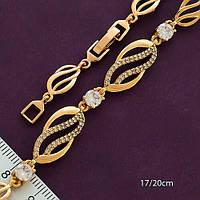 Женский браслет из медицинского золота Xuping