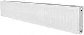 Стальной (панельный) радиатор PURMO Ventil Compact 22 300x1400 нижнее подключение
