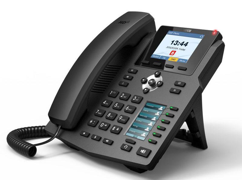 IP-телефон Fanvil X4G