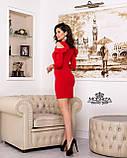 """Платье с воланами на рукавах """"Глэдис"""".Распродажа, фото 3"""