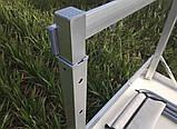 Походный стол для пикника Rainberg RB-9300 усиленный с 4 стульями, фото 5