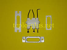 Електрод розпалу й іонізації в зборі BH2542001C (BH2542001A, ВН2542001В) Navien Ace ATMO, TURBO Coaxial
