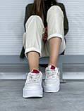 """Жіночі кросівки Nike Air Force """"Jester Light Bone"""", фото 3"""