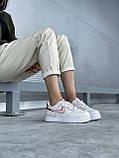 """Жіночі кросівки Nike Air Force """"Jester Light Bone"""", фото 4"""