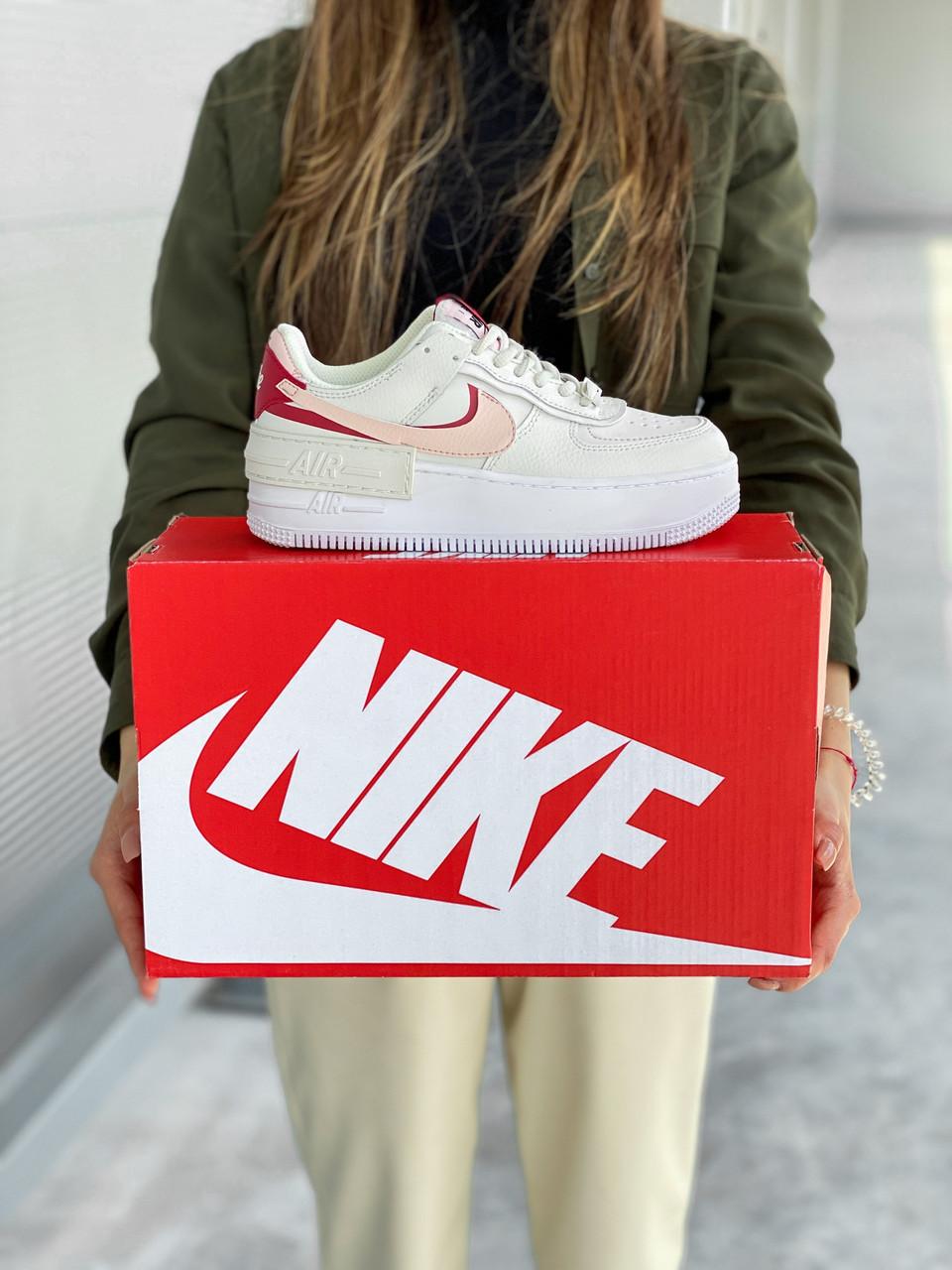 """Жіночі кросівки Nike Air Force """"Jester Light Bone"""""""