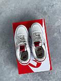 """Жіночі кросівки Nike Air Force """"Jester Light Bone"""", фото 5"""