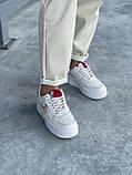 """Жіночі кросівки Nike Air Force """"Jester Light Bone"""", фото 6"""
