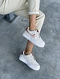 """Жіночі кросівки Nike Air Force """"Jester Light Bone"""", фото 8"""