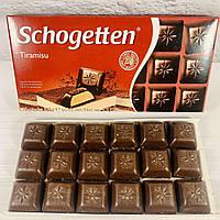 "Шоколад ""Schogetten Tiramisu"" ( Шогеттен тирамису), 100г, Германия, фото 1"