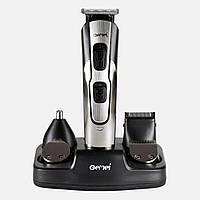 Машинка для стрижки GEMEI GM-592 10 в 1, Электробритва Триммер для носа и ушей бороды