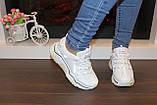 Кроссовки женские белые Т1032, фото 6