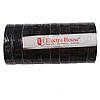 ElectroHouse Изолента черная 0,15мм х 18мм х 21м