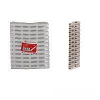ElectroHouse Клеммная колодка 30A 16mm² Полипропилен винтовой зажим