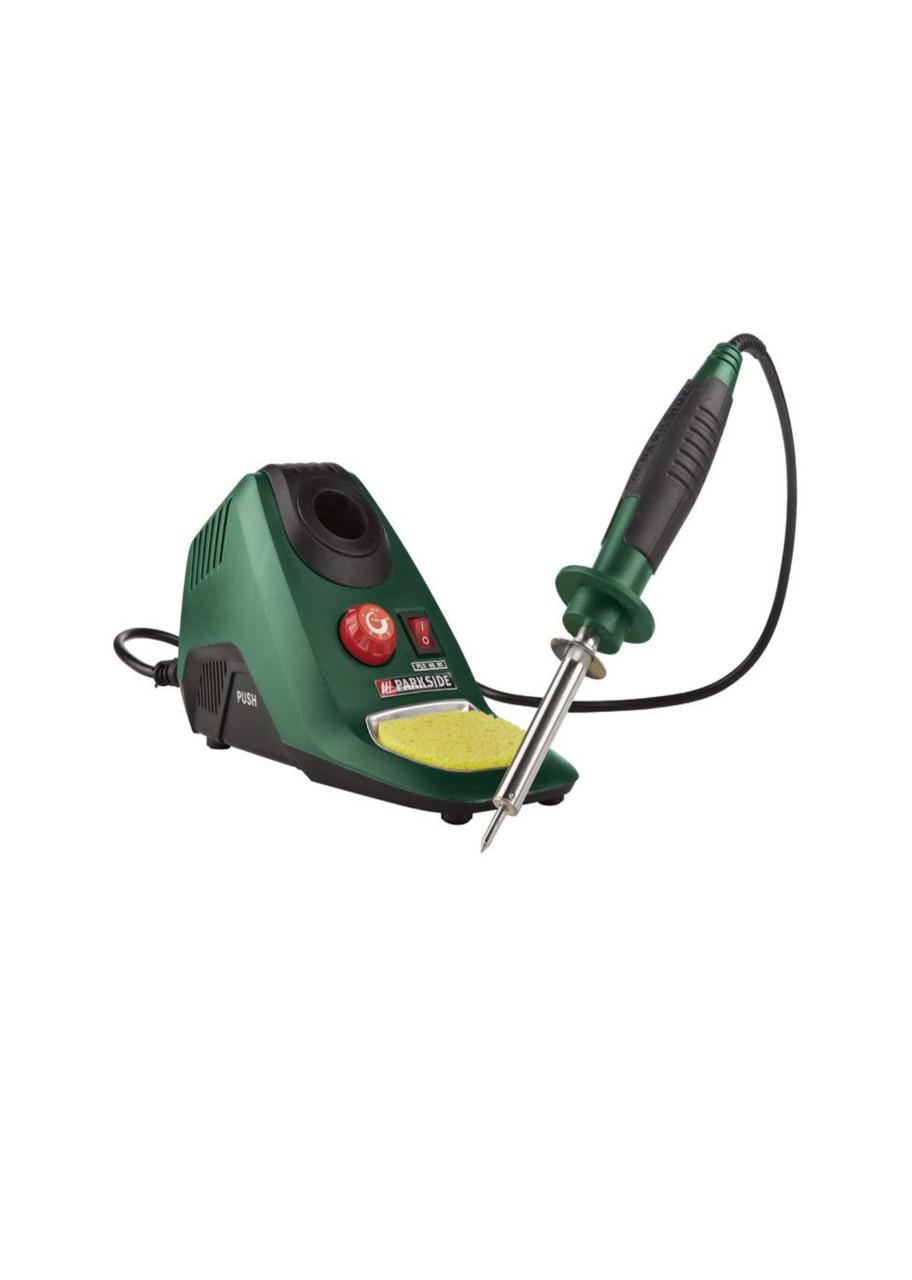Электропаяльник PLS 48 B1 Parkside 23х10см Зеленый, Черный