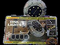 Cадовый фонарь disk lights 2 шт