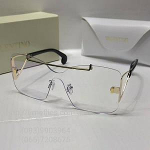 Женские очки маска Valentino № 3