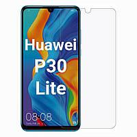 Защитное стекло Tempered ProGlass 2,5D для Huawei P30 Lite прозрачное (Хуавей п30 лайт)