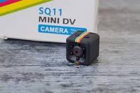 Мини камера SQ11 fu hd 1080P Скрытая видеокамера