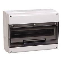 КМПн-12IP66 корпус пластиковый навесной для 12 модульных автомат. выкл.