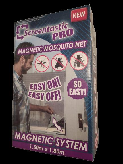 Москітна сітка для вікна Magnetic Mosquito Net