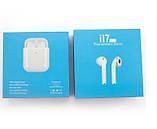 Бездротові навушники i17 Bluetooth (Без заміни шлюбу), фото 2