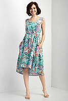 Платье Garne ELARA 2XL/3XL Разноцветный (3033388-1)