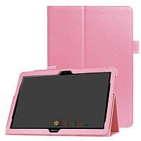 Чехол HUAWEI MediaPad T5 10.1 Classic book cover pink