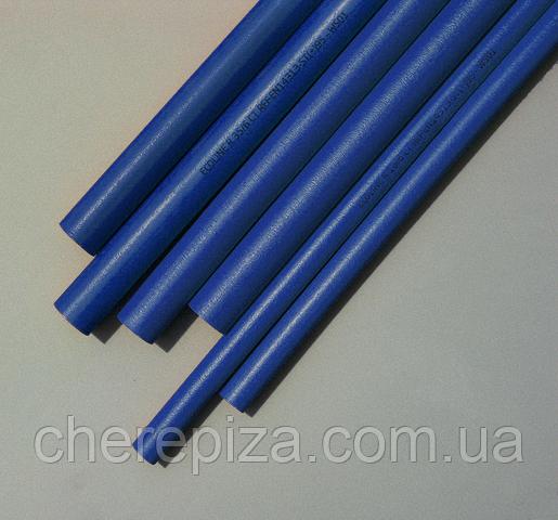 Ізоляція для труб EcoLine R C-15/6 (blue)