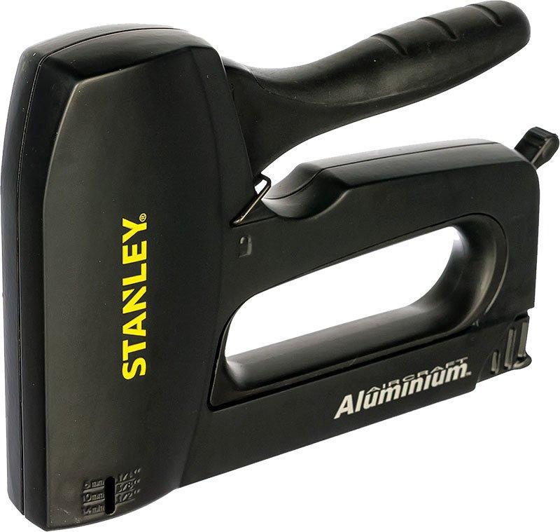 Степлер Stanley Light Duty для скоб типа А, шпилек типа J (6-TR150L)