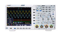 XDS3204E осциллограф 4 х 200МГц, фото 2