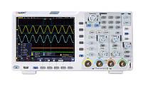 XDS3064AE осциллограф 4 х 60 МГц, фото 2