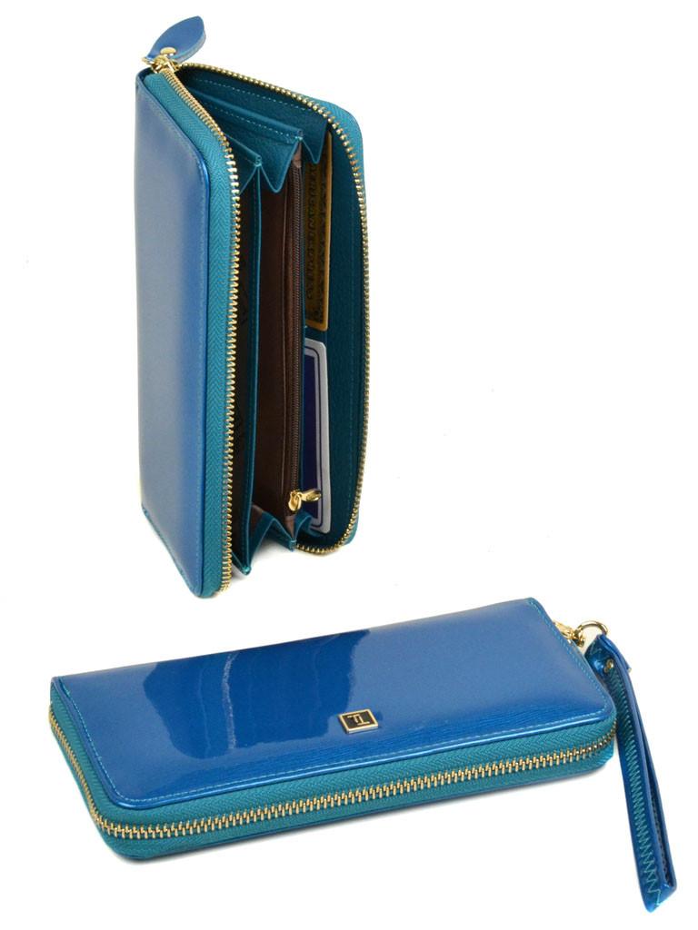 Кошелек GOLD кожа BRETTON W38 l-blue Распродажа