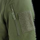 Оригинал Софтшелл куртка без утепления Condor SUMMIT Zero Lightweight Soft Shell Jacket 609 Large, Coyote Tan, фото 9