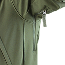 Оригинал Софтшелл куртка без утепления Condor SUMMIT Zero Lightweight Soft Shell Jacket 609 Large, Coyote Tan, фото 10