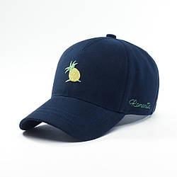 Женская кепка бейсболка INAL ананасик S / 53-54 RU Синий 69253