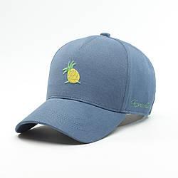 Женская кепка бейсболка INAL ананасик S / 53-54 RU Синий 69053